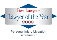 Roger A. Dreyer | Best Lawyers - Lawyer of the Year 2009 | Personal Injury Litigation - Sacramento