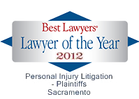 Roger A. Dreyer | Best Lawyers - Lawyer of the Year 2016 | Personal Injury Litigation - Plaintiffs Sacramento